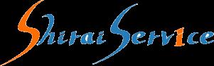 シライサービスのロゴ